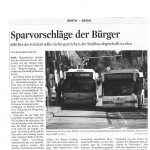 KStA-Bericht vom 16. April 2010