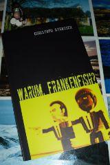 """Christoph Strasser: """"Warum. Frankenfish?"""""""