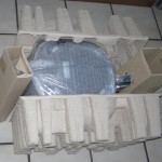 Philips Airfryer - sicher verpackt