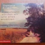 """""""Irgendwann werden wir uns alles erzählen"""" von Daniela Krien"""