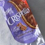 Milka Crispello à la Schoko Pudding