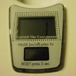 BWT Wasserfilter - elektrischer Zähler