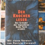 """Der Knochenleser"" von Bill Bass & Jon Jefferson"