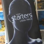 "Lissa Price: ""Starters"""