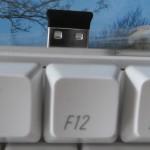 Nano-Receiver der optischen Funkmaus M32S00-7E von V7