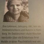 """Eva Lohmann: """"Kuckucksmädchen"""""""
