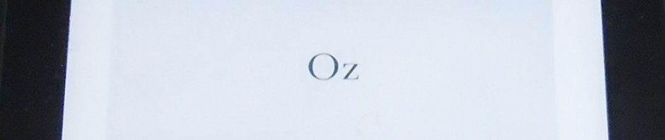 Hans Christian Andersen: Oz
