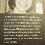 Kristen Simmons: Artikel 5