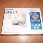 Philips AVENT SCD580/00 Babyphone DECT mit Sternenlichtprojektor