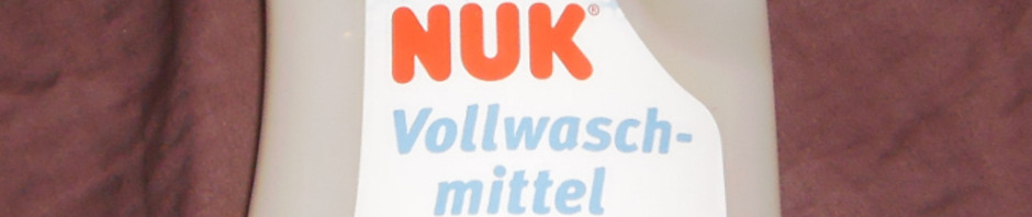 NUK Vollwaschmittel