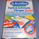 Dr. Beckmann Farb & Schmutzfänger mit Mikrofaser