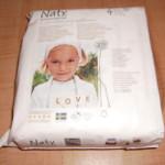 Nature Babycare Ökowindeln von Naty
