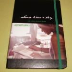 """Fünfjahresbuch """"Some Lines a Day"""" von Leuchturm"""