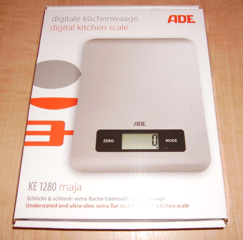 Küchenwaage Test Schweiz ~ ade küchenwaage ke 1280 maja simone derichsweiler