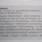 Reer Pure Baby Air Luftfilter
