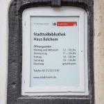 Haus Balchem - Stadtbibliothek Köln Öffnungszeiten