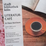 Haus Balchem - Stadtbibliothek Köln Literaturcafé
