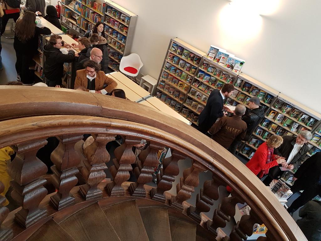 Haus Balchem - Stadtbibliothek Köln