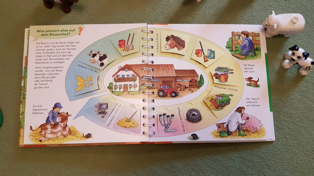 Buch: Frag doch mal die Maus - Bauernhof
