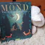 Britta Teckentrup: Mond - Eine Reise durch die Nacht