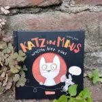 """Günther Jakobs: """"Katz und Maus wollen hier raus - Nun mach das Buch schon auf!"""""""
