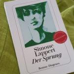 """""""Der Sprung"""" von Simone Lappert"""