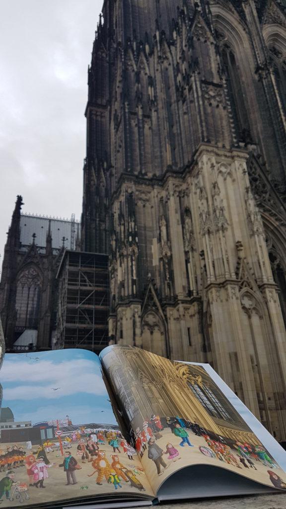 Karneval im Herzen Kölns