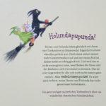 """Der Rückentext von """"Hector & Holunda - Wirklich zauberlich und wundersam verhext"""""""