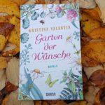 """Kristina Valentin: """"Garten der Wünsche"""""""