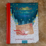 Maximilian und der verlorene Wunschzettel - ein Adventskalender-Buch
