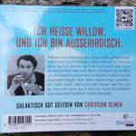 """Das Hörbuch """"Willow in Deutschland"""" gelesen von Christian Ulmen"""