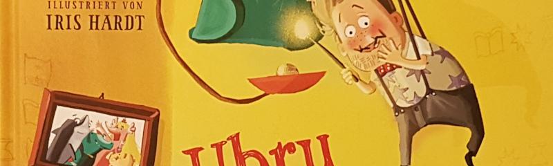 """""""Ubru Kudubru – Der größte Verzauberer der Welt"""" verzaubert uns alle!"""