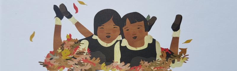 """""""Als wir allein waren"""" von David A. Robertson und Julie Flett"""