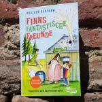 """Rüdiger Bertram: """"Finns fantastische Freunde – Feuerblitz und Schmusedrache"""""""