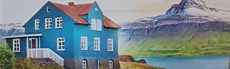 "Kiri Johansson: ""Das Haus am Ende des Fjords"""