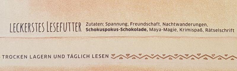 """""""Schokuspokus 2: Wahnsinnig vanillig"""" von Maja von Vogel und Franziska Harvey"""