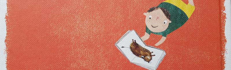 """""""Anton das Bison"""" von Lou Beauchesne und Kate Chappell"""