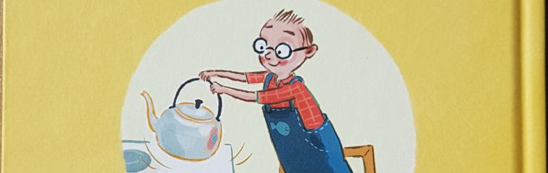 """""""Der Tag, an dem der Opa den Wasserkocher auf den Herd gestellt hat"""""""
