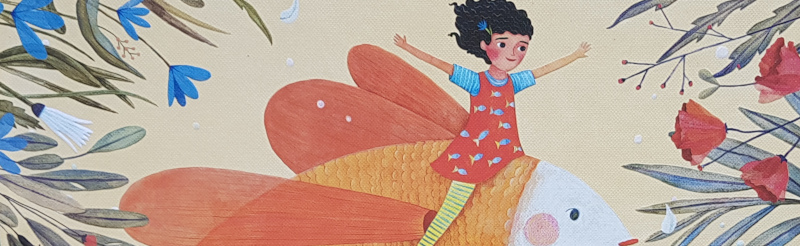 """""""Mina entdeckt eine neue Welt"""": Die Farbe der Sprache"""