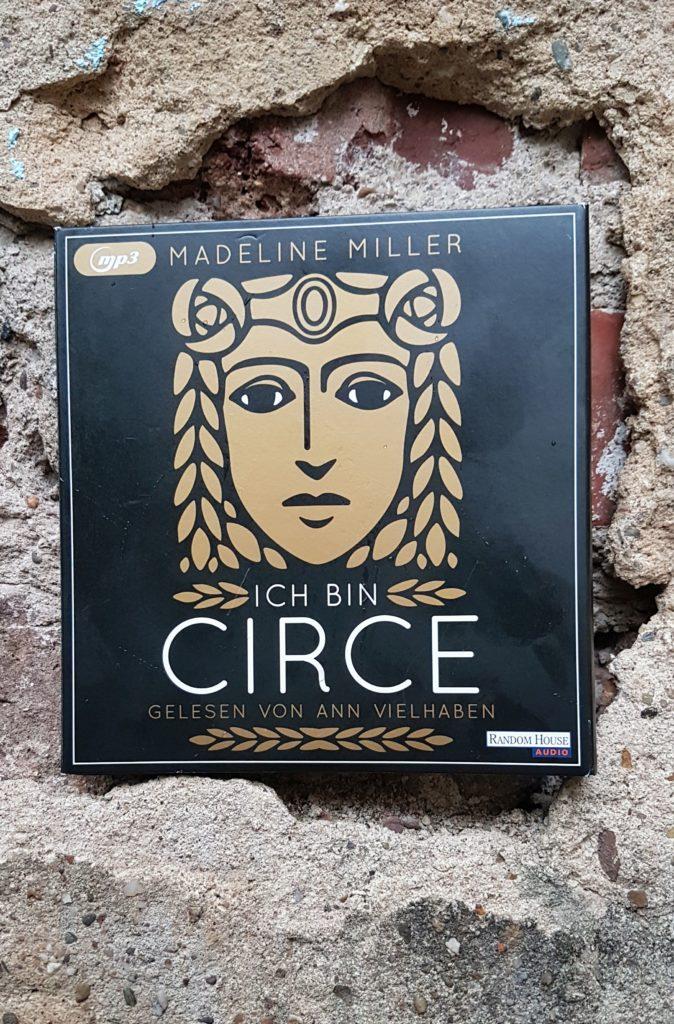 """""""Ich bin Circe"""" von Madeline Miller (Hörbuch)"""
