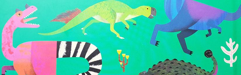 """""""Mein großes Buch – Dinosaurier"""" von Natasha Durley"""