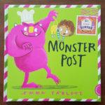 """""""Monsterpost"""" von Emma Yarlett"""