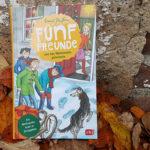 """Adventskalenderbuch: """"Fünf Freunde und das Weihnachtsgeheimnis"""""""