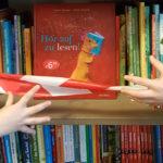 Claire Gratias: Hör auf zu lesen!