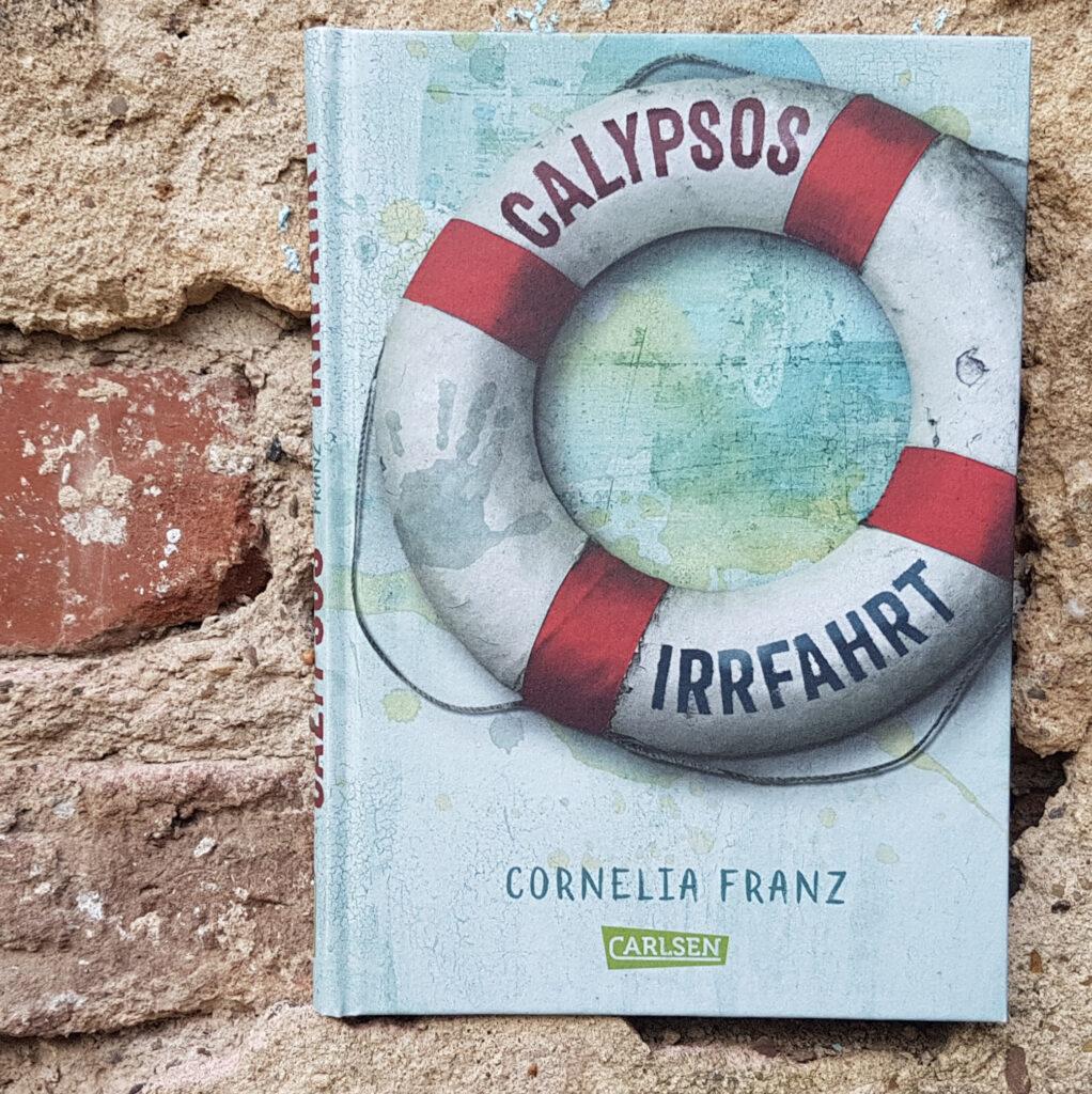 """""""Calypsos Irrfahrt"""" von Cornelia Franz"""