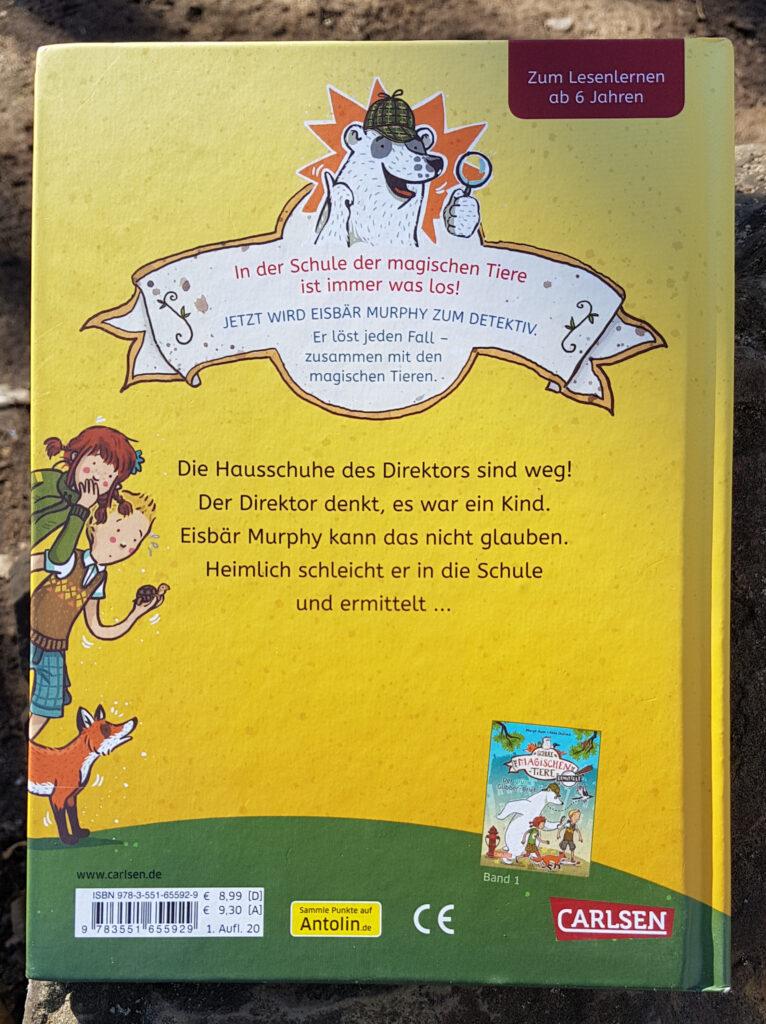Die Schule der magischen Tiere ermittelt 2: Der Hausschuh-Dieb