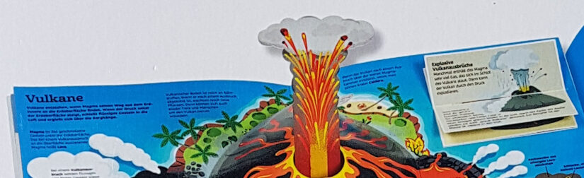 """Eine Bereicherung für unser Homeschooling: """"Mein großes Buch der Erde"""""""