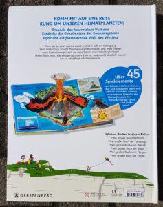 """""""Mein großes Buch der Erde"""" Pop-up-Buch"""