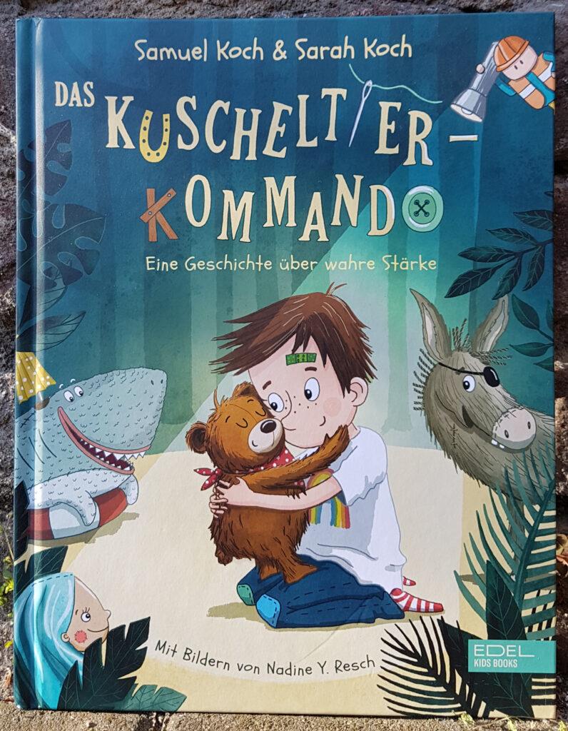 """""""Das Kuscheltier-Kommando"""" von Samuel und Sarah Koch"""