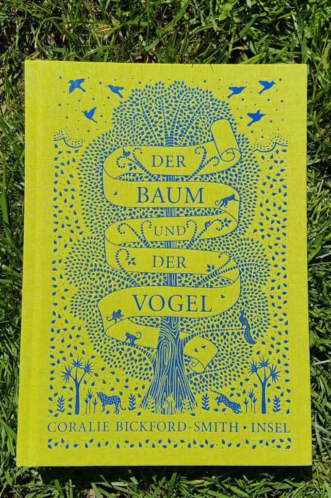 """""""Der Baum und der Vogel"""" von Coralie Bickford-Smith"""